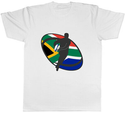 South Africa Rugby Mens T-Shirt • 10.99£