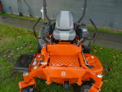 AU8499 • Buy PZT54 Husqvarna Commercial Zero Turn Mower - Just 81.4Hrs Save THOUSANDS!