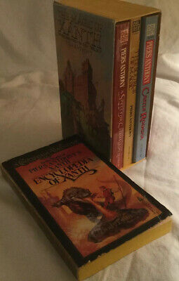 The Magic Of Xanth An Enchanting Fantasy Trilogy By Piers Anthony PB Box Set 1-3 • 17.82$