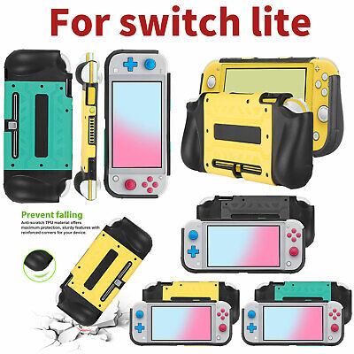 For Nintendo Switch Lite Silicone Case Soft Shock Proof Grip Protective Cover • 7.97$