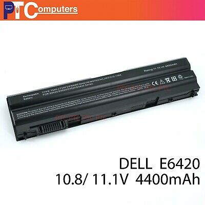 AU58 • Buy Battery For Dell Latitude E5420 E5520 E6420 XFR E6520 T54FJ 4YRJH 8858X 8P3YX
