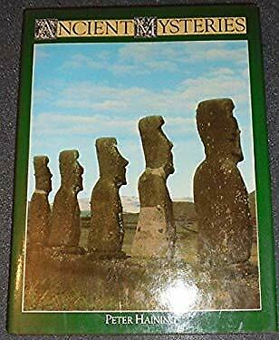 Ancient Mysteries Hardcover Peter Haining • 5.27£