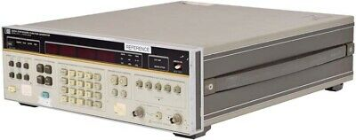 HP Agilent 3325A 11-Digit Programmable Synthesizer/Function Generator • 178.99$
