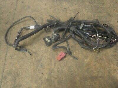Jeep Wrangler YJ 92-95 Dash Wire Harness Loom w// Rear Wiper Defrost  FREE SHIP
