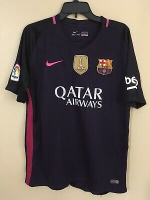 outlet store 3d2ec 3baef barcelona jersey away