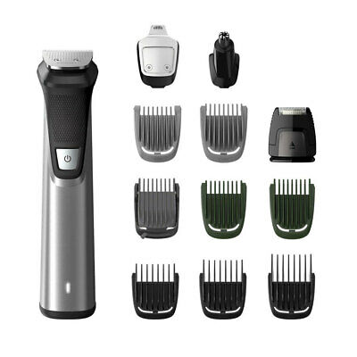 AU119 • Buy Philips MG7735 S7000 Multigroom 12in1 Face Hair/Body/Nose Trimmer/Clipper/Shaver