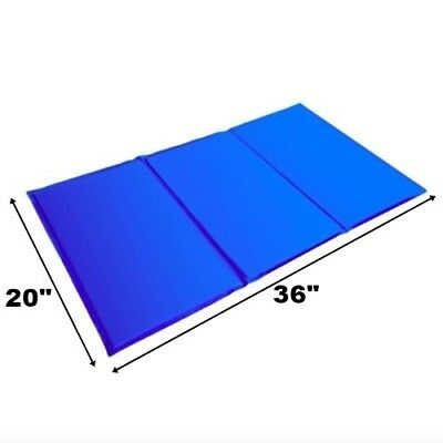 $19.98 • Buy Large Pet Dog Cooling Mat Pad For Kennels, Crates For Pet 36  X 20  NEW