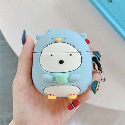 $ CDN11.09 • Buy Airpods Protective Soft Case Kawaii Sumikko Gurashi Doll Cover For Apple Airpods
