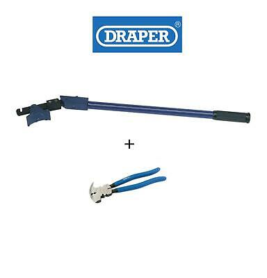 £49.95 • Buy Draper Fence Wire Strainer Tensioning Tool + Fencing Plier Tensioner Straining