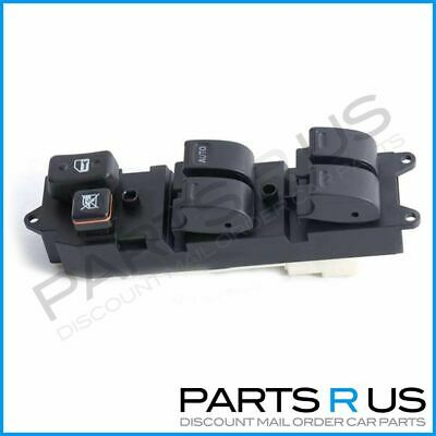 AU89.90 • Buy Electric Power Window Master Switch To Suit Toyota 4 Runner & Surf  91-97 W/ILLU