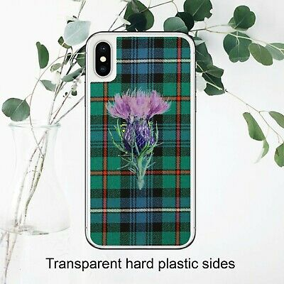 £4.99 • Buy Scottish Tartan And Thistle Phone Case Cover For IPhone Samsung Huawei Google