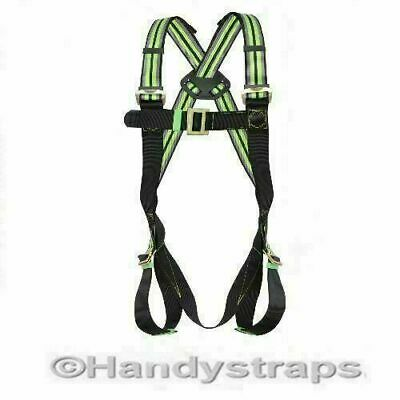 Kratos Full Body Safety Harness 1 ATTACHMENT POINT Scaffolding/climbing 108 00 • 32.07£
