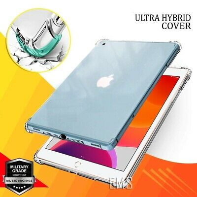 AU10.99 • Buy For Apple IPad 7th 6th 5th Gen Pro 11  Clear Shockproof Heavy Duty Case Cover