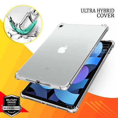 AU10.99 • Buy For IPad 9th 8th 7th 6th 5th Gen Pro 11 Clear Shockproof Heavy Duty Case Cover