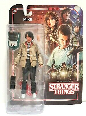 AU59.95 • Buy Stranger Things Mike 6 Inch Action Figure McFarlane Toys Slightly Damaged New
