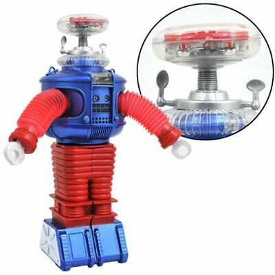 AU109 • Buy Lost In Space Retro B9 Robot With Lights And Sounds-New Stock