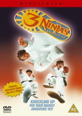 $ CDN57.02 • Buy Victor Wong-3 Ninjas Knuckle Up (UK IMPORT) DVD [REGION 2] NEW