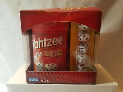 AU9.92 • Buy YAHTZEE TO GO Travel Game NEW In Sealed Box - Parker Brothers