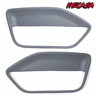 $65.03 • Buy Replacement Door Panel Insert Dark Gray 12-59-DGR For Ford Mustang 05-09