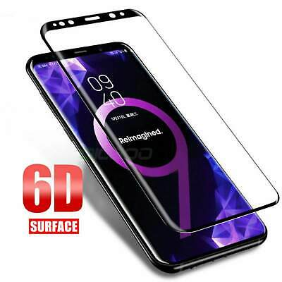 $ CDN5.11 • Buy Curved Tempered Glass Full Coverage Screen Protector For Samsung Galaxy S7 Edge
