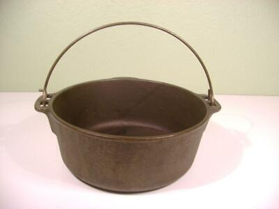 $ CDN80.54 • Buy Vtg  Wagner's 1891 Original Cast Iron 5 Qt. Dutch Oven Made In Usa