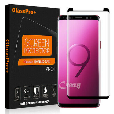 AU4.99 • Buy For Samsung Galaxy S20 S21 Ultra S10e S8 S9 Plus Tempered Glass Screen Protector