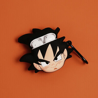 $ CDN11.09 • Buy Airpods Protective Cover Dragon Ball Son Goku Shockproof Case For Apple Airpods