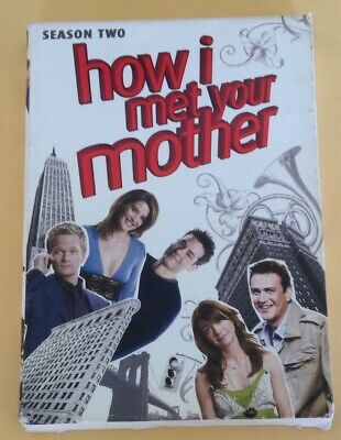 $16.95 • Buy How I Met Your Mother Seasons 2-3-5-7-8  DVD Sets USED