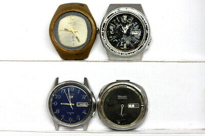 $ CDN80.84 • Buy Lot Of Seiko Automatic Watches For Parts - Lot Nr. 129486