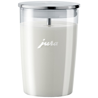 $44.48 • Buy Jura 72570 Glass Milk Container, Clear
