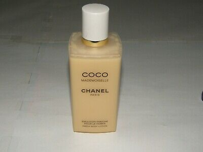 COCO MADEMOISELLE CHANEL EMULSION FRESH BODY LOTION 6.8oz/200ml • 44.99$