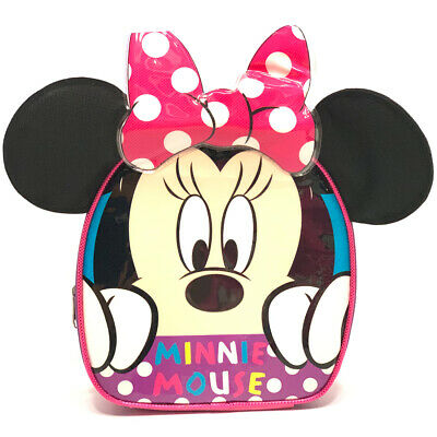 Minnie Mouse Lunch Bag • 11.25£