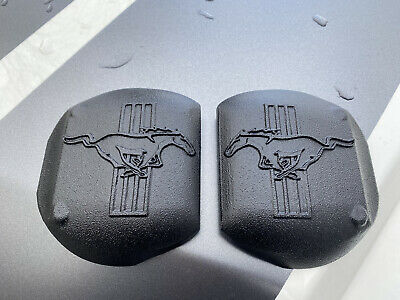 $54.99 • Buy 05-14 Ford Mustang Painted Strut Tower Covers Caps(Pony/Tribar) GT,GT500,V6