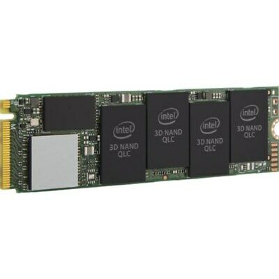 Intel SSD 660p M.2-2280 512GB PCI Express 3.0 X4 NVMe Solid State Drive • 67.02£