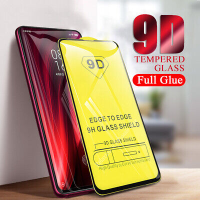 $1.28 • Buy Lots For Xiaomi Mi 9T / 9T Pro Screen Protector 9D Full Cover Tempered Glass