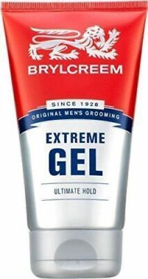 BRYLCREEM EXTREME ULTIMATE HOLD HAIR GEL 150 Ml • 4.49£