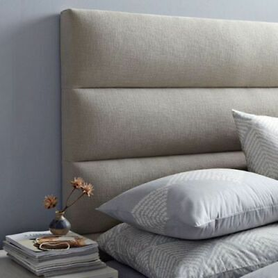 Linear 3 Line Chenille Headboard - 26  - Various Colours • 67.99£