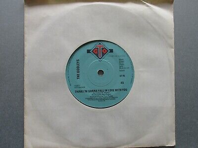 THE DOOLEYS Think I'm Gonna Fall In Love With You 1977 UK 7  VINYL SINGLE EX  • 4.99£