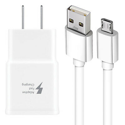 $ CDN20.19 • Buy Original Adaptive Rapid Fast Charger For Samsung Galaxy S7 S6 Edge Note 5 Note 4