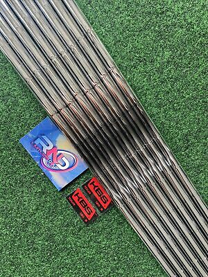 AU390 • Buy KBS TOUR 120 Stiff Shafts Certified Dealer 3-P 8 Pieces .355 Taper Tip