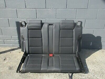 AU450 • Buy Ford Territory Sx Sy Sz  3rd Row 7 Seater Seat Black  Leather Conversion Kit