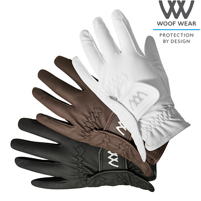 £12.99 • Buy Woof Wear Competition Gloves Equestrian Horse Riding