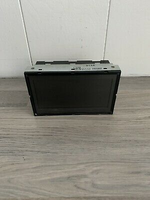 $50 • Buy 04 05 06 OEM Nissan Maxima Climate Information Screen Monitor Display