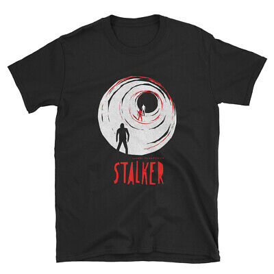 $18.50 • Buy Tarkovsky's Stalker Film Poster - Limited Edition Black Tribute T-shirt