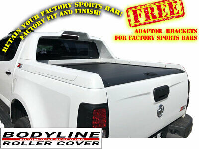 AU1700 • Buy HOLDEN COLORADO Z71 2012on ROLLER SHUTTER COVER Tonneau Suits Factory Sports Bar