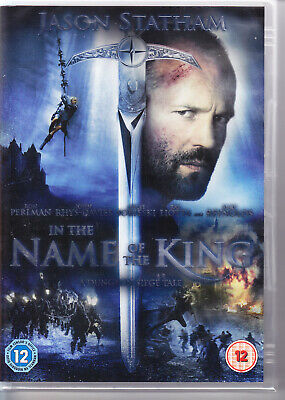 £2.50 • Buy In The Name Of The King  - Jason Statham - (DVD, 2008) Sealed