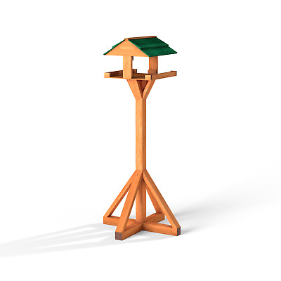 £45.97 • Buy Maypole Anti-Fungal Heavy Duty Garden Bird Table Feeding Station Free Standing