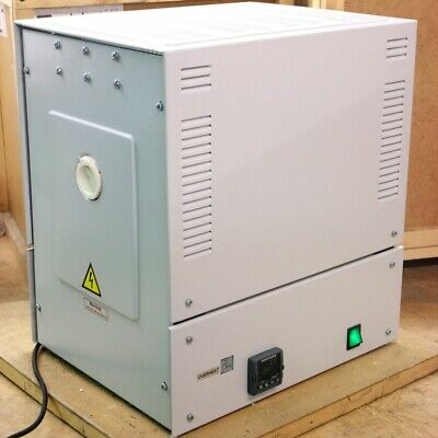 1250°C Tube Furnace With Eurotherm Digital Controller + Over Temp Limit • 1,100£
