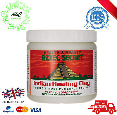 AU30.79 • Buy Aztec Secret Indian Healing Bentonite Clay Deep Pore Cleansing 1 Pound
