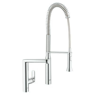 £699 • Buy Kitchen Sink Mixer Single-lever  1/2″ K7 Chrome By Grohe 32948000